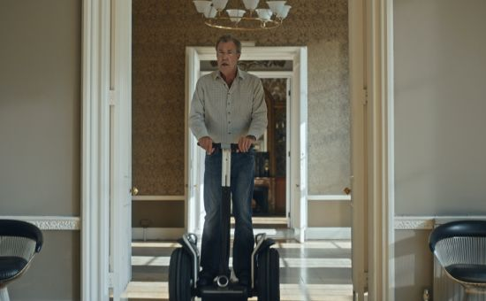 'Unbusy' Jeremy Clarkson Has Last Laugh at BBC in Amazon Fire Ad