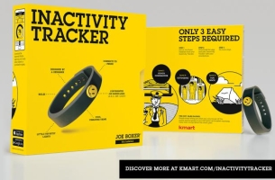 Keep Track of Your Laziness with FCB Chicago & Joe Boxer's 'Inactivity Tracker'