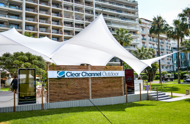 Clear Channel Outdoor to Celebrate Out Of Home's Best in Class at Cannes Lions