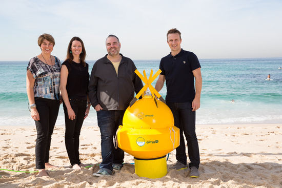 Who's a Clever Buoy? Optus & Google Shark Detection Tech Set to Protect Aussie Swimmers
