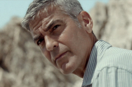 Clooney Gets Lucky for DNB