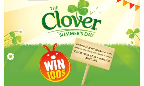 Clover Prepares a Summer of Family Fun In New Campaign by Arc
