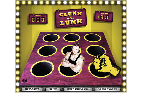 Planet Fitness Fans Able to Clunk Lunks