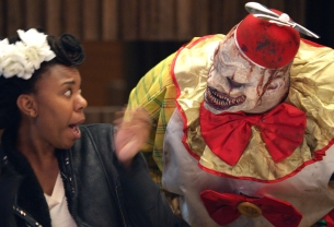 Terrifying Clowns & Zombies Feature in Chevrolet's Newest Campaign