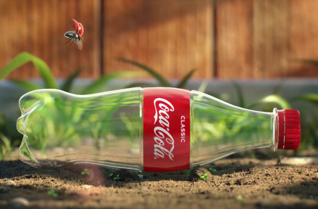 Coca-Cola's Latest TV Ad Thanks Australians for Recycling