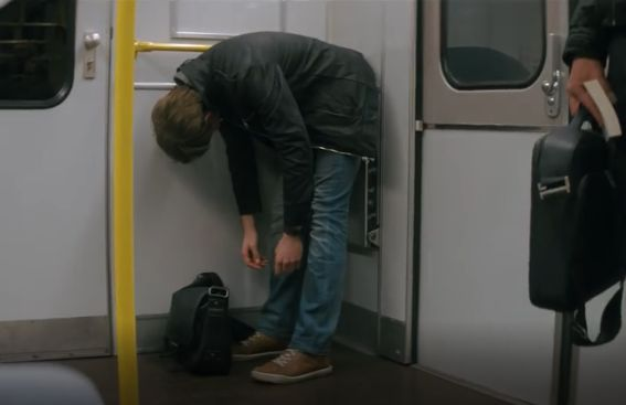 The Dreaded Commute is a Cruel Thief of Time in New SYOSS Haircare Ad