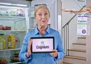 Natrol Cognium Releases 'Sharp Susan' Ad to Inspire Us to Train our Brains