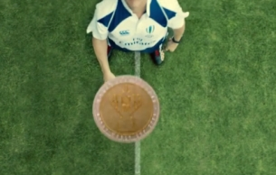 Heineken Gives Fans Chance to Flip the Coin at 2015 Rugby World Cup