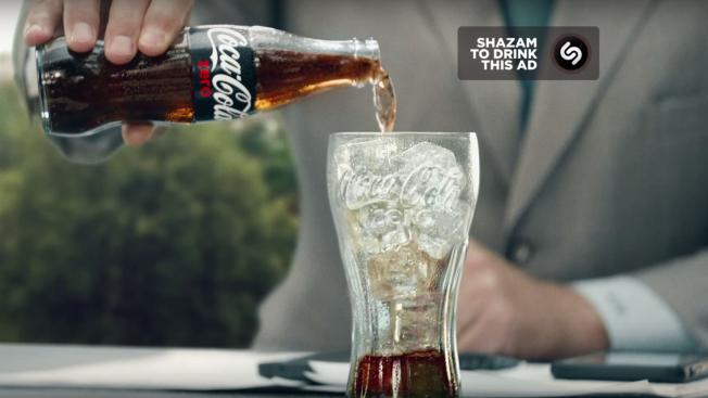 Coke Zero's 'Drinkable Advertising' Push Looks to Get Millennials Sampling