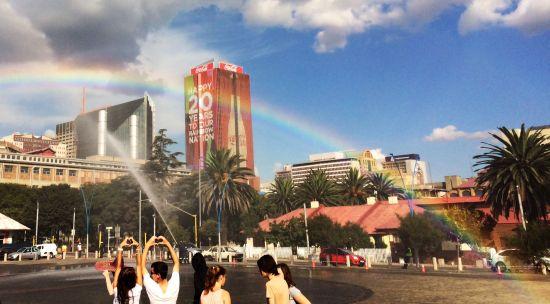 Coca-Cola Celebrates 20 Years Of A 'Rainbow Nation'