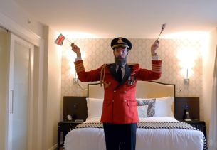 On EU Referendum day, Captain Obvious Does the #VoteyCokey