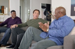 College Football Legends Talk Strength in BBDO NY's New AT&T Campaign
