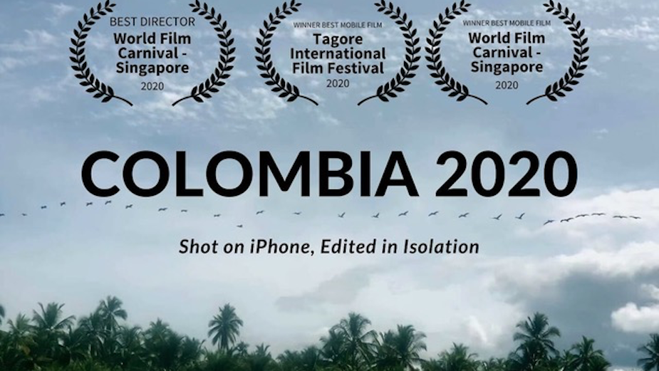 Nicky Woodhouse Travels Across Colombia in Colourful iPhone Film