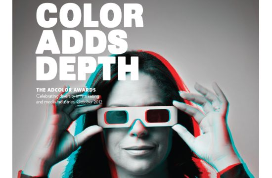'Color Adds Depth' From TBWA\Chiat\Day