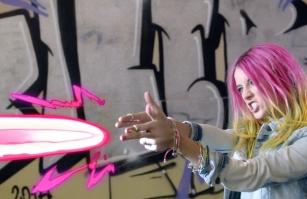 McCann Paris' Eau Jeune Spot is Bursting with Colour & Comic Powers