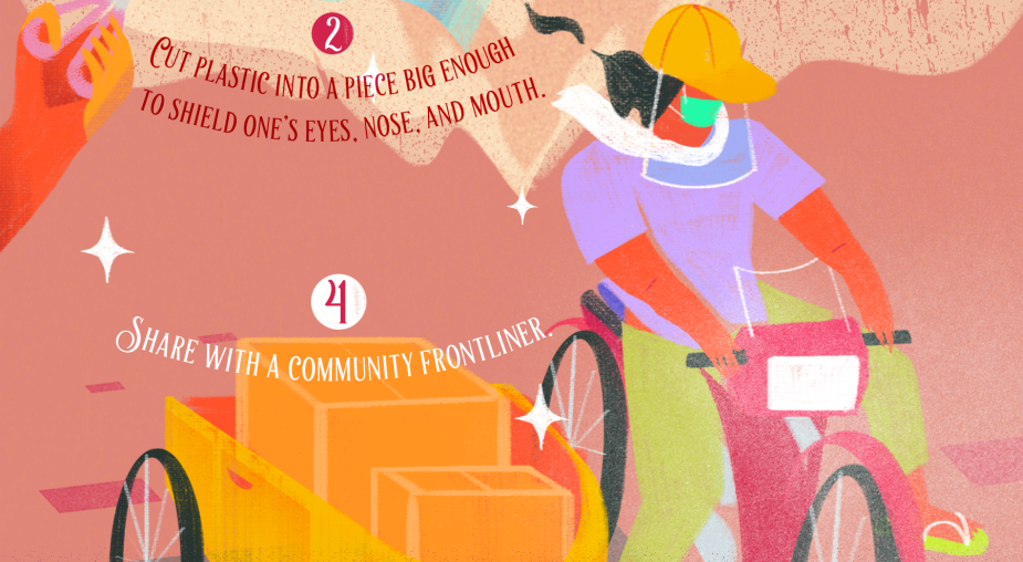 Initiative from BBDO Guerrero Seeks to Shield Community Frontliners from Covid-19