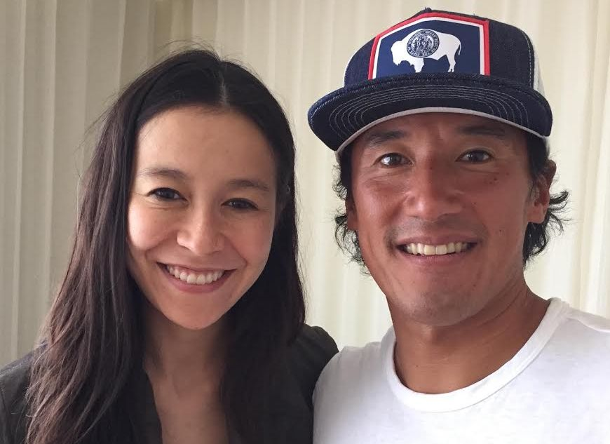 Nonfiction Unlimited Signs Directing Duo Jimmy Chin and Chai Vasarhelyi