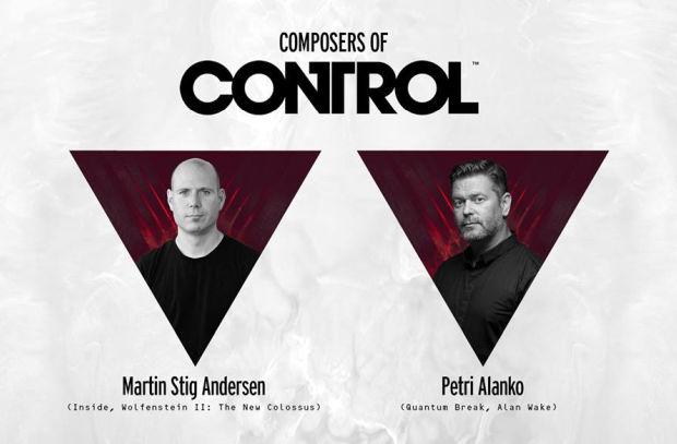 Martin Stig Andersen and Petri Alanko to Score Upcoming Video Game 'Control'