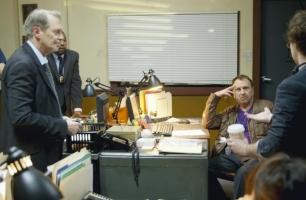Northern Lights' Glenn Conte Cuts Season 2 & 3 of Colin Quinn's 'Cop Show'