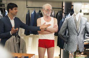 adam&eveDDB Gives Jeremy Corbyn a Much-needed Harvey Nichols Makeover