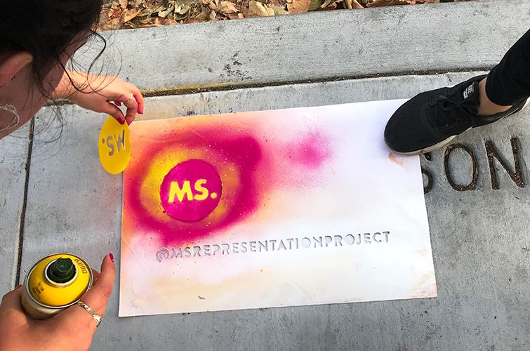 DDB Interns Take to the Streets to Rewrite San Francisco's History for Women's Equality Day