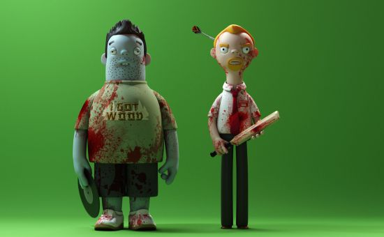 Evil's Seth Watkins on His Amazing Toy Story