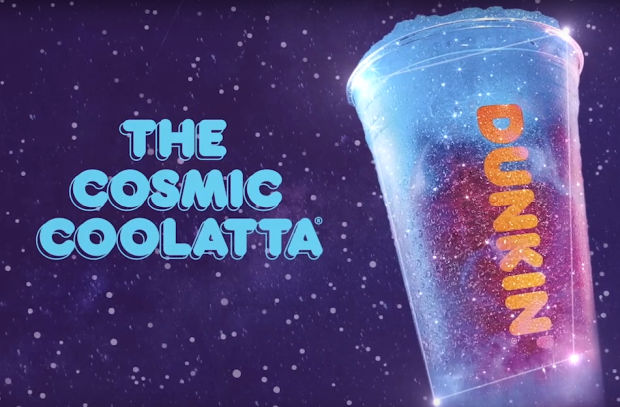 Dunkin' Announces Discovery of the Cosmic COOLATTA Constellation