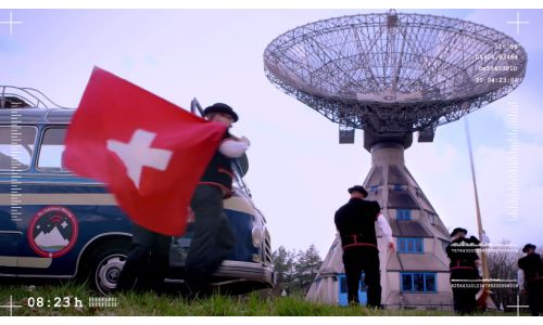 BBDO Has a Close Encounter With the First Extraterrestrial Tourism Campaign