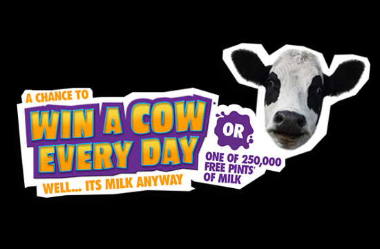 """Nestle Cereal Shoppers Have The Chance To """"Win A Cow"""""""
