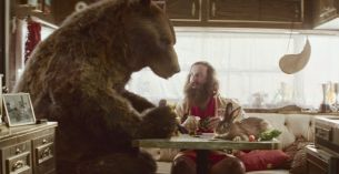 Budget Direct's 'Captain Risky' Bears All and Rabbits On About His Home Insurance Issues In New Comedic Spot