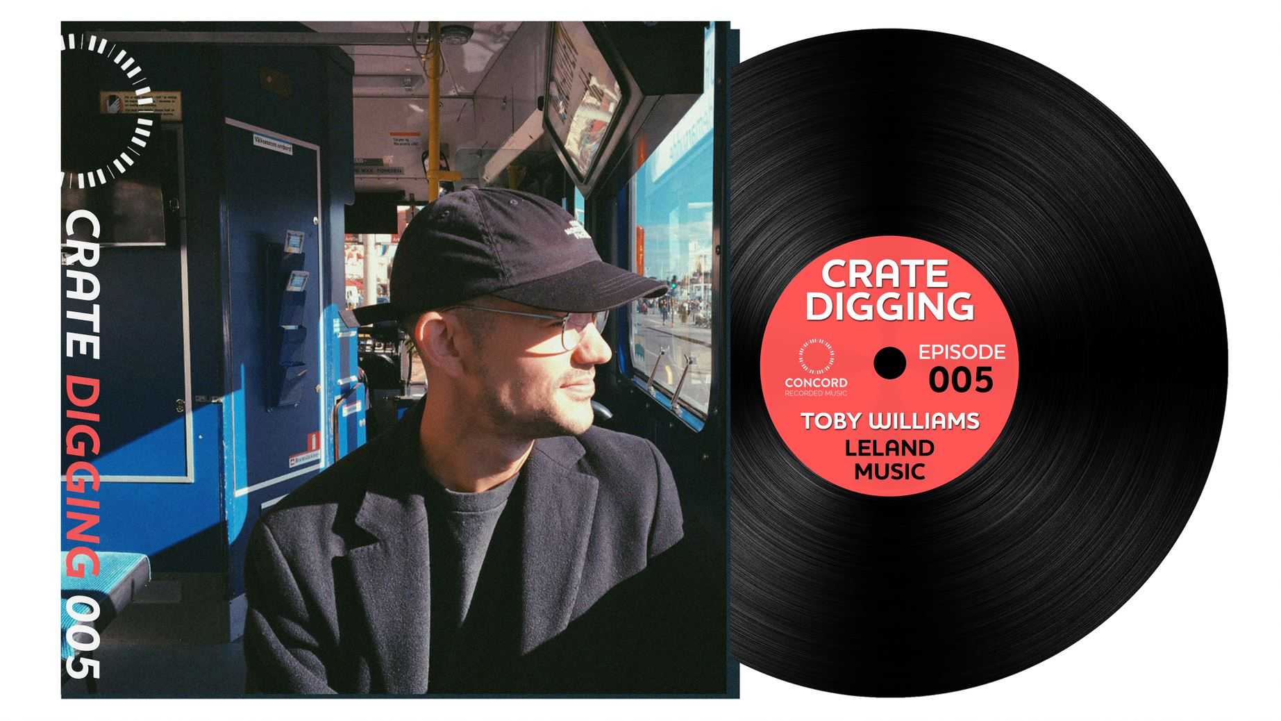 Crate Digging: Toby Williams, Leland Music
