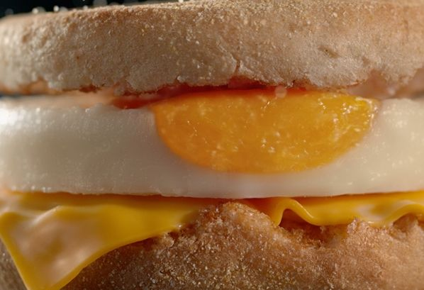 Indulge Your Senses with This Super Satisfying Egg McMuffin Ad