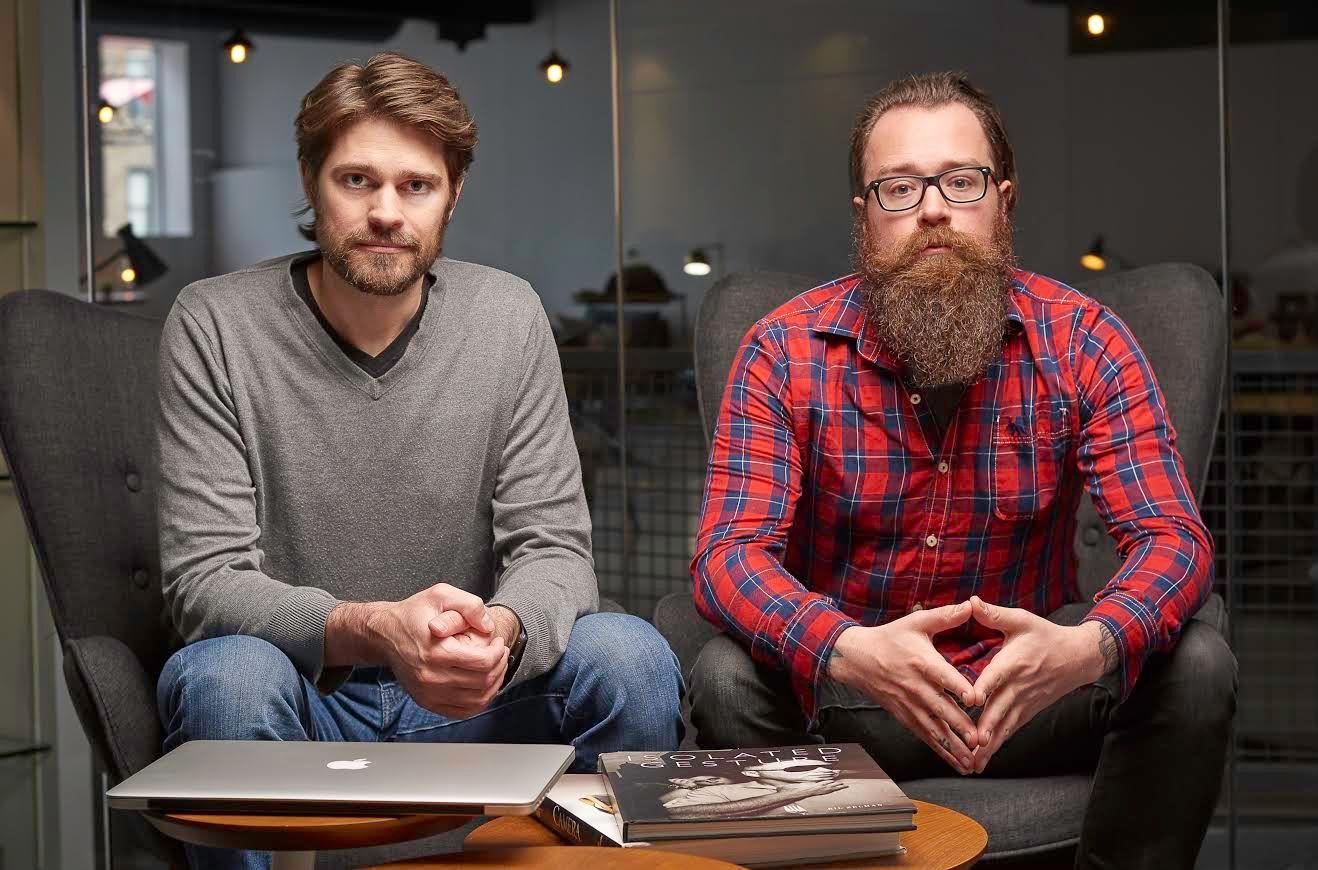 Creative Team John Regan and Tor Lemhag Join FCB Chicago