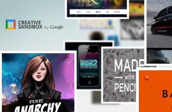 AKQA Creates Google Creative Sandbox