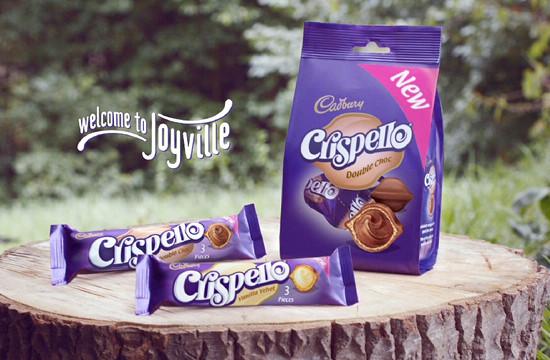 Simon Page-Ritchie Shoots Cadbury's Crispello