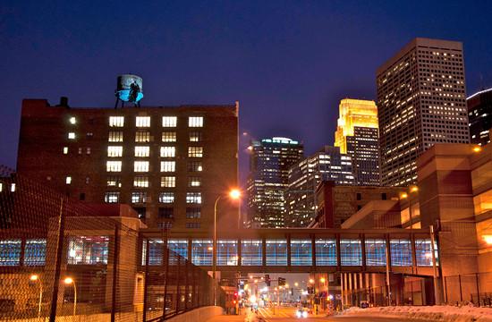 Transforming Urban Fabric to Art