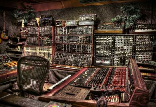 Music and Sound Design – Convergence