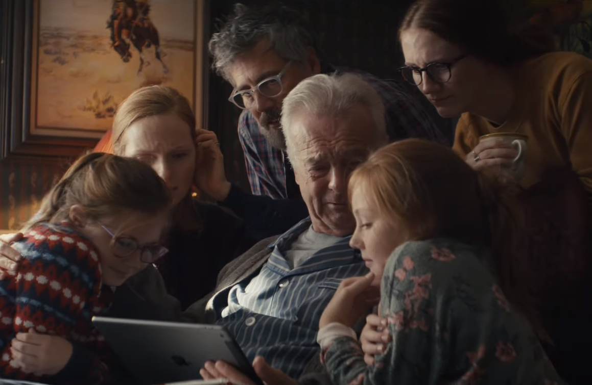 Love Overcomes Grief in Apple's 2019 Holiday Spot