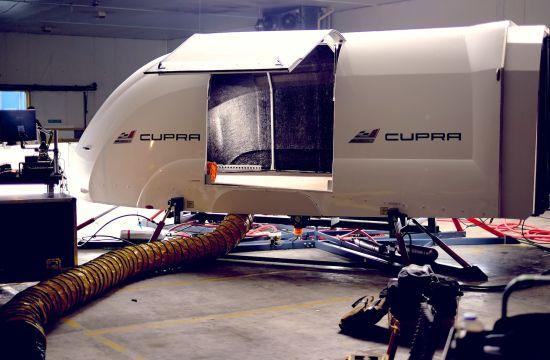SEAT Cupra Extreme Simulator Takes Public for a Ride...