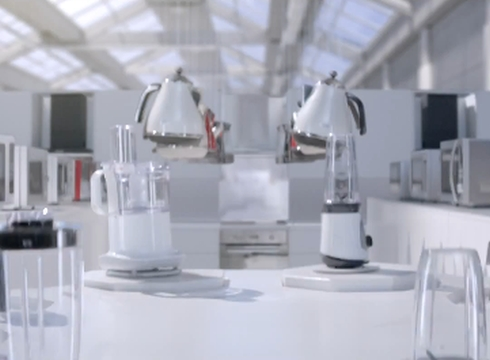 An Elegant Electronic Ballet in AMV BBDO's Campaign for Currys PC World