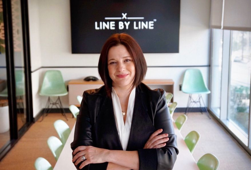 Commercial Advertising Production Veteran Victoria Curtis Launches Line by Line™