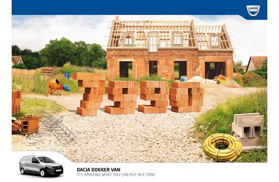 Publicis Conseil for Dacia