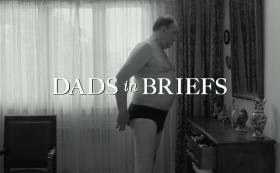 Del Campo Saatchi & Saatchi 'Dad's in Briefs' Shortlisted for The Gunn Report 20 Best Commercials of 21st Century