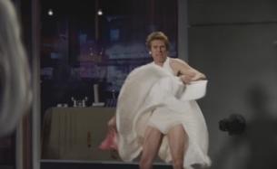 Willem Dafoe is Marilyn Monroe in SNICKERS' Super Bowl 50 Spot