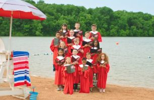 Dairy Queen Children's Choir Guilts Parents Into Taking a Summer Day Off
