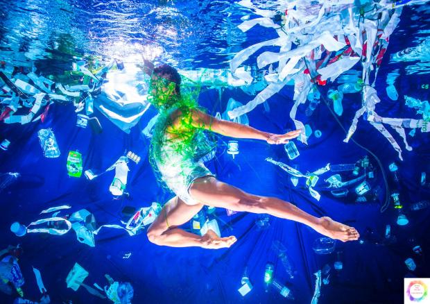 Ocean Outdoor and Ballet Star Fernando Montaño Dance for the Sea on World Oceans Day