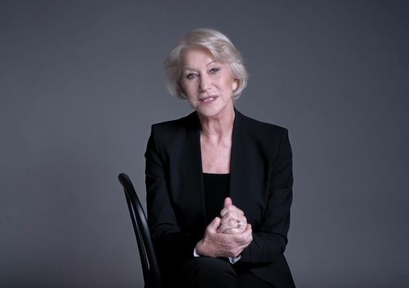 Dame Helen Mirren Stars in Uplifting Campaign for The Prince's Trust and L'Oréal Paris
