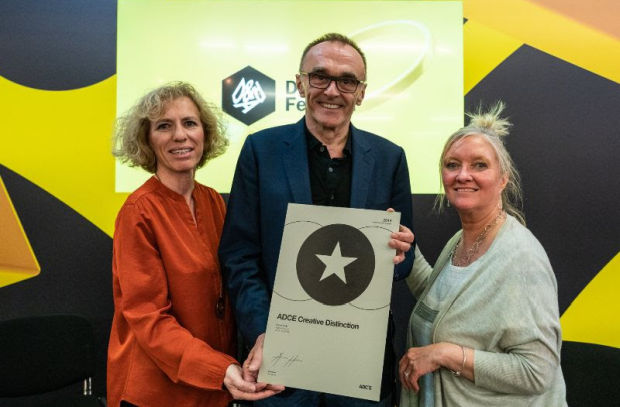 Danny Boyle's 'Pages of the Sea' Project Receives ADCE Creative Distinction Award