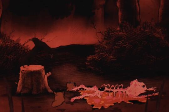 Trunk's Cute Animation for 'Earthworm Heart' Has a Morbid Twist