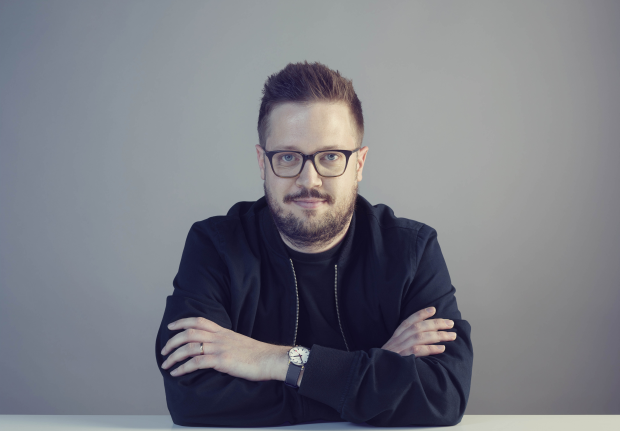 Martin Beverley Promoted to CSO at adam&eveDDB